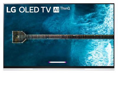 """65"""" LG 65E9 4K HDR OLED Glass TV w/ AI ThinQ OLED65E9"""