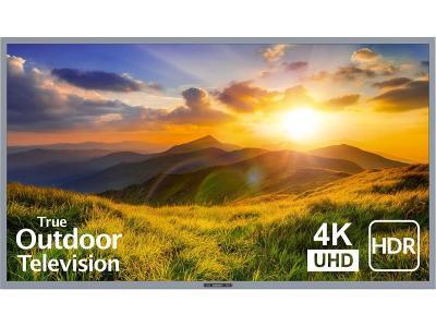 "65"" Signature 2 Series 4K Ultra HDR Partial Sun Outdoor TV - Silver (SB-S2-65-4K-SL)"