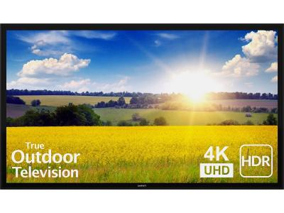 "65"" Pro 2 Series 4K Ultra HDR Full Sun Outdoor TV - 1000 NITS - Black (SB-P2-65-4K-BL)"