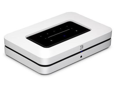 Bluesound  Wireless Multi-Room Hi-Res Music Streamer - NODE White