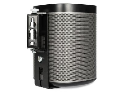 Flexson Wall Mount for PLAY:1 SONOS Speakers - Black (Pair)