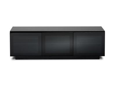 BDI MIRAGE Triple-wide Low Cabinet - Black (8227-2)