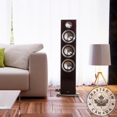 Paradigm Prestige 85F Floorstanding Speakers - Walnut (Each)