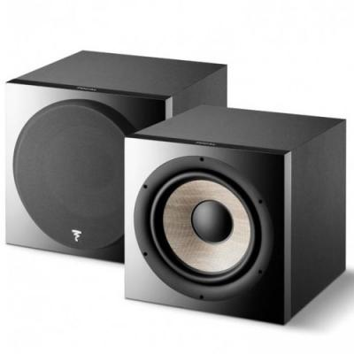 focal sub 1000f home cinema compact subwoofer. Black Bedroom Furniture Sets. Home Design Ideas
