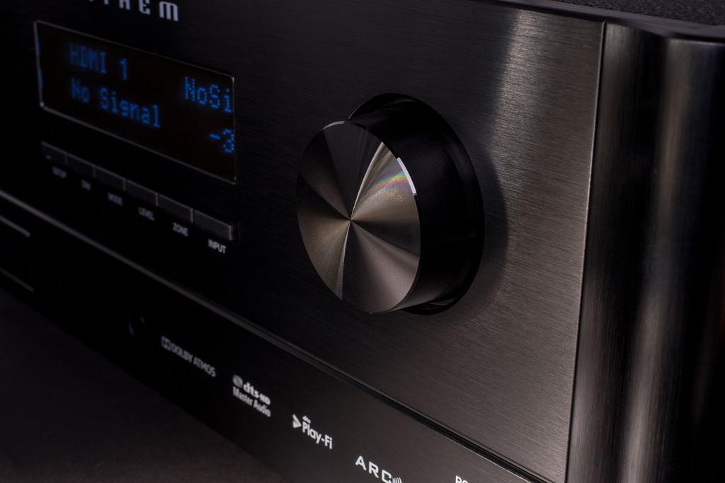Anthem MRX720 11 2 Pre-Amp AV Receiver with Dolby Atmos, DTS:X Ready,
