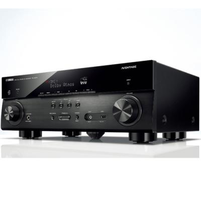 Yamaha AVENTAGE RX-A670 7 2 Channel AV Receiver, 80W x 7