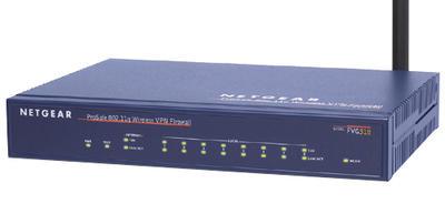 Netgear FVG318 ProSafe® 802 11g Wireless VPN Firewall 8