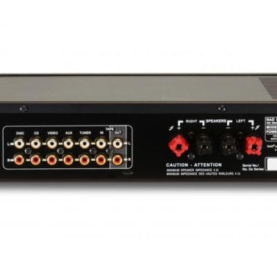 NAD Classic Series 2 Channel Stereo Integrated Amplifier