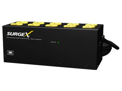 Surgex SA 1810 Standalone Surge Protection/Power Conditioner (15 Amps, 10 Outputs)