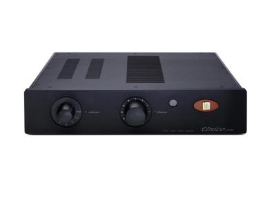Unison Research UNICO PRIMO Hybrid Integrated Stereo Amplifier (Black)