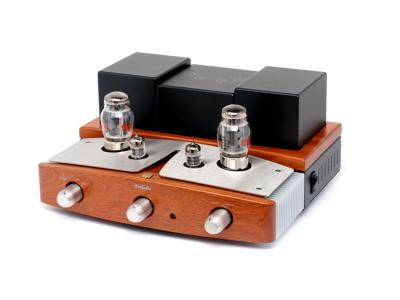 Unison Research PRELUDIO Class A Integrated Stereo Tube Amplifier (14 + 14 W RMS)