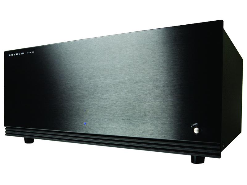 Anthem Mca 30 3 Channel Power Amplifier