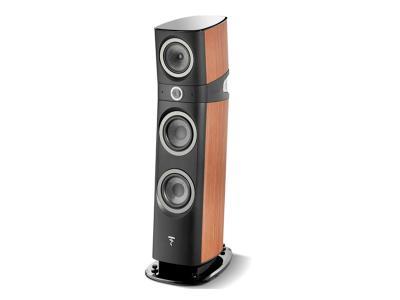 Focal SOPRA N°2 Floorstanding Loudspeakers - Walnut (Pair)