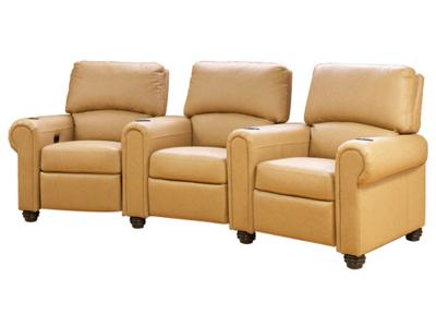 Front Row Monte Carlo Home Theatre Seats
