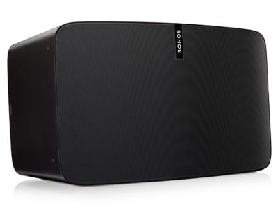 Sonos PLAY:5 All-in-One Music Streaming Wireless Speaker (Black)