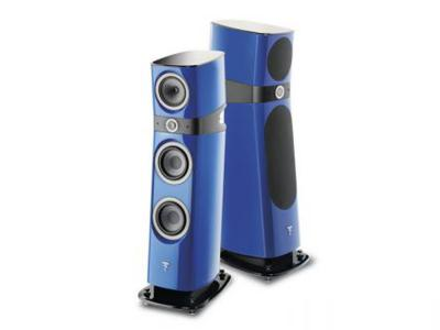 Focal SOPRA N°2 Floorstanding Loudspeakers - AUDI Blue (Pair)