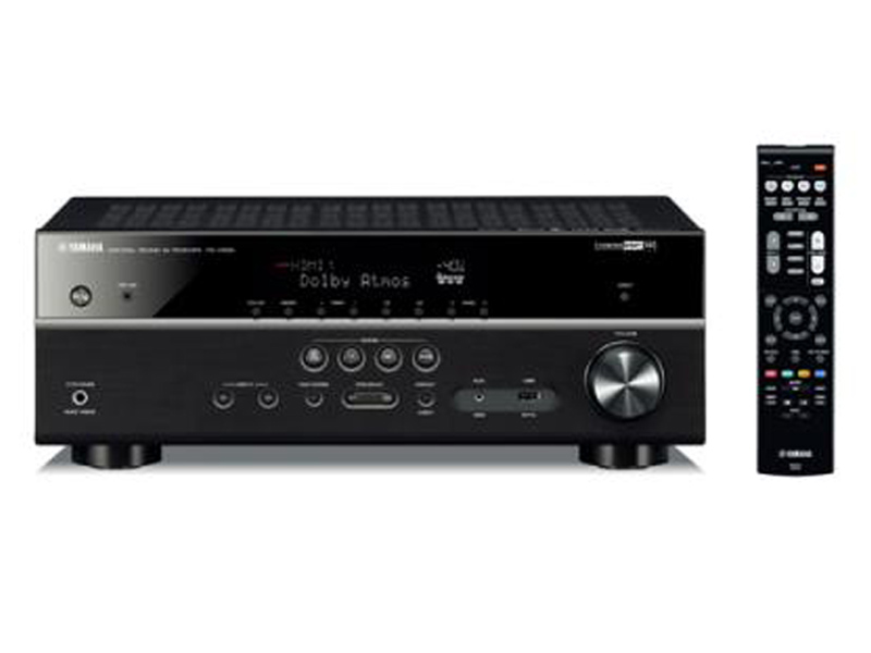 yamaha rx v583 7 2 channel av receiver with dolby atmos. Black Bedroom Furniture Sets. Home Design Ideas
