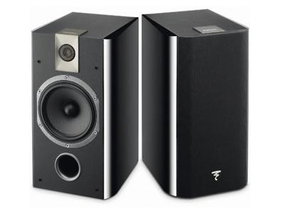 Focal Chorus 705 2-way bass reflex bookshelf loudspeaker - Black (Pair)