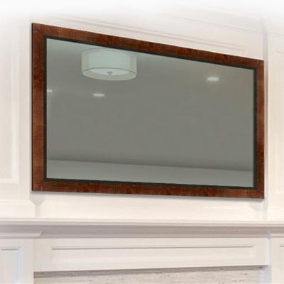 """Seura 55"""" 4k UHD Vanishing Entertainment  Mirrored TV"""