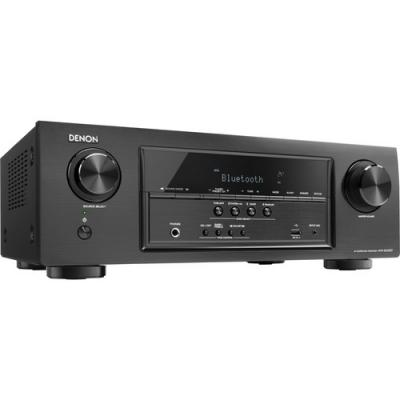 Denon AVR-S530BT 5.2 Channel full 4k Ultra HD AV Receiver