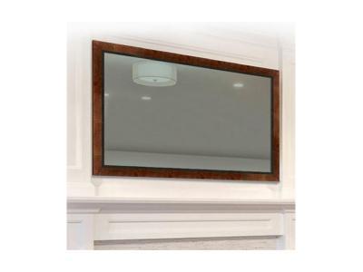 """Seura 49"""" 4k UHD Vanishing Entertainment  Mirrored TV"""