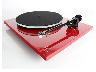 Rega Planar 2 (P2) Turntable - Red Gloss