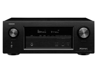 Denon AVR-X3400H 7.2 Channel AV Receiver with Heos Technology