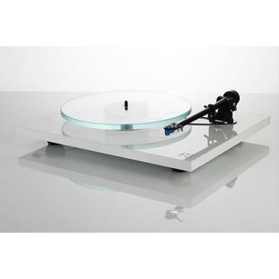 Rega Planar 3 Turntable - P3 with Elys 2 Cartridge (White)
