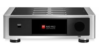 NAD M12 Master Series Direct Digital PreAmp/DAC
