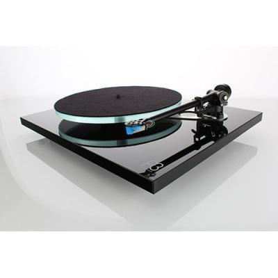 Rega Planar 3 Turntable - P3 without Cartridge (Black)