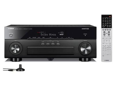 yamaha aventage rx a860 7 2 channel av receiver 8 hdmi. Black Bedroom Furniture Sets. Home Design Ideas