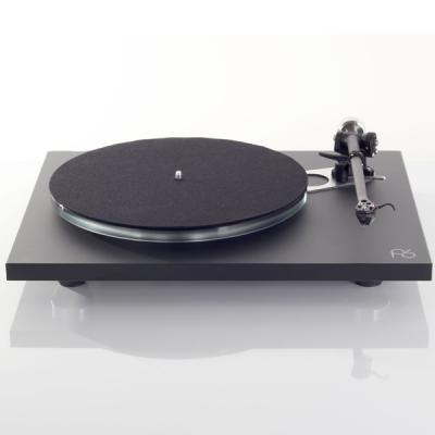 Rega Planar 6 (P6) Turntable with NEO Power Supply - No Cartridge