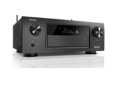 Denon AVR-X6400H In-Command AV Receiver Featuring HEOS Technology
