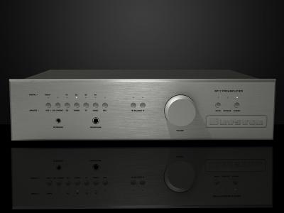 BRYSTON BP17 DA Preamplifier with Bult-in DAC