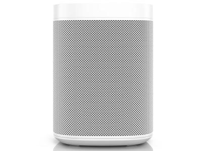 Sonos ONE Compact Wireless Network Speaker with Voice Commands (White)