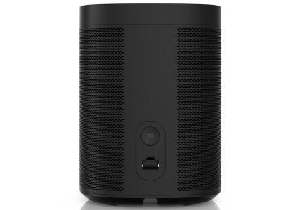Sonos ONE Compact Wireless Network Speaker with Voice Commands (Black)