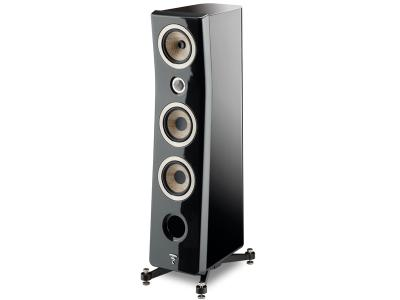 Focal KANTA No2 Floorstanding 3-way Bass Relfex Speaker - Gloss Black