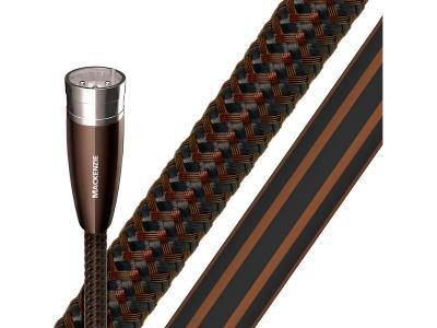 Audioquest Mackenzie XLR Analog-Audio Interconnect Cables (1.5 Meter, Pair)