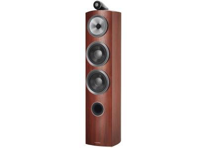 Bowers & Wilkins 804 D3 800 Series Floorstanding Speakers - Rosenut (Each)