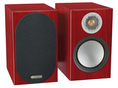Monitor Audio SILVER 50 Ultra Compact Bookshelf Speakers