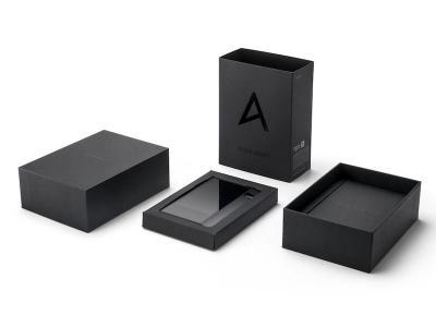 Astell & Kern AK70 MK II Portable Hi-rez Audio Player (Black)