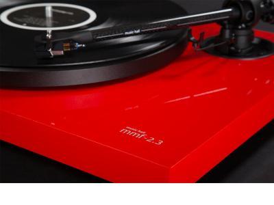 Music Hall MMF-2.3 LE 2 Speed Belt Drive Turntable