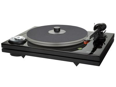 Music Hall MMF-7.3 2 Speed Belt Drive Turntable with Ortofon 2m Bronze Cartridge