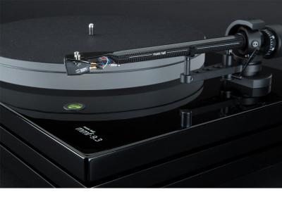 Music Hall MMF-9.3 2 Speed Belt Drive Turntable with Goldring Eroica LX Cartridge
