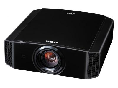 JVC DLA-X590RB D-ILA Projector with 3D Viewing with 4k E-Shift