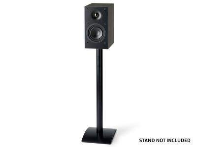 Paradigm Monitor SE Atom Bookshelf Speaker - Black (Sold as a Pair)