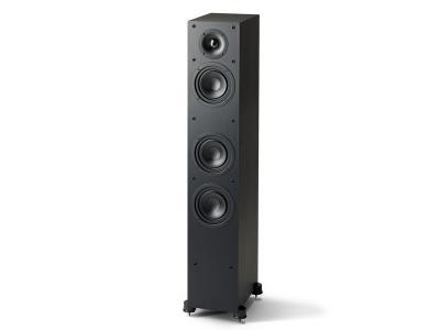 Paradigm Monitor SE 3000F Floorstanding Speaker - Black (Sold as a Pair)