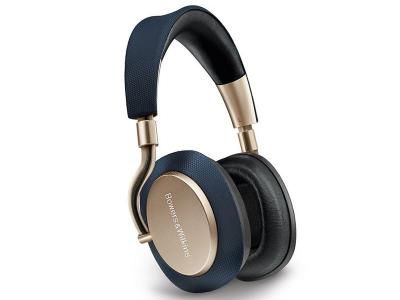 Bowers & Wilkins PX Noise-Cancelling Wireless Headphones (Soft Gold)