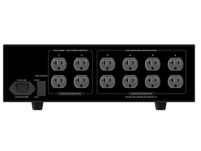 Audioquest NIAGARA 5000 Low-Z Power, Noise-Dissipation System