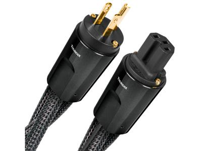 Audioquest THUNDER High-Current 15 AMP Power Cable - 1 Meter